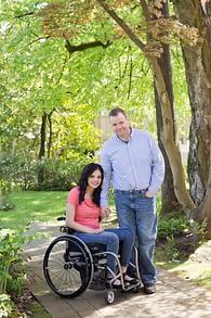 Disabilities in romantic relationships