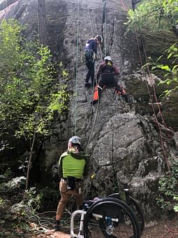 Adaptive Adventures and SCI Realities